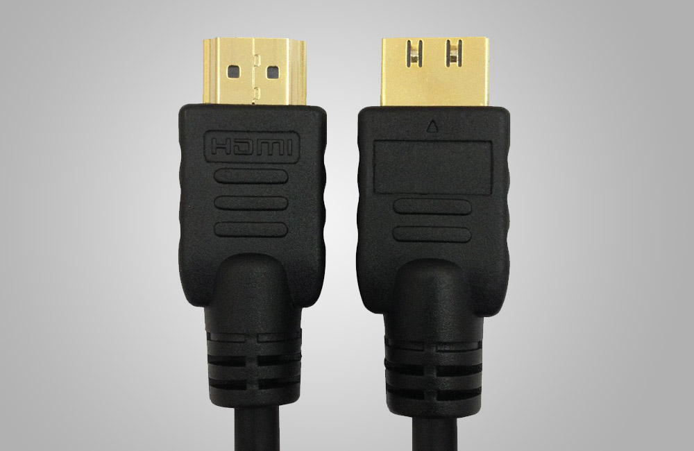 Lucido Hdmi Cable 2 Meter With Locking Connector Hdmi